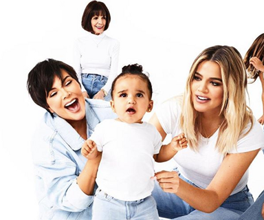 The Kardashian's annual Christmas card is here, but one person is missing