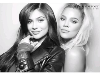 Here's More Proof That Kylie Jenner Attended Her Mum's Annual Christmas Party