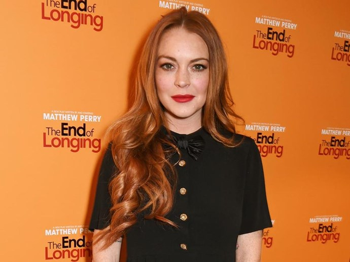 Lindsay Lohan owes the US government a LOT of money