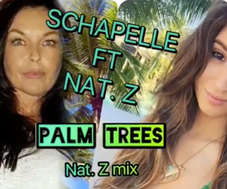 Schapelle Corby just dropped a new song 'Palm Trees' on Instagram
