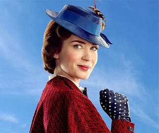 Mary Poppins movie Emily Blunt