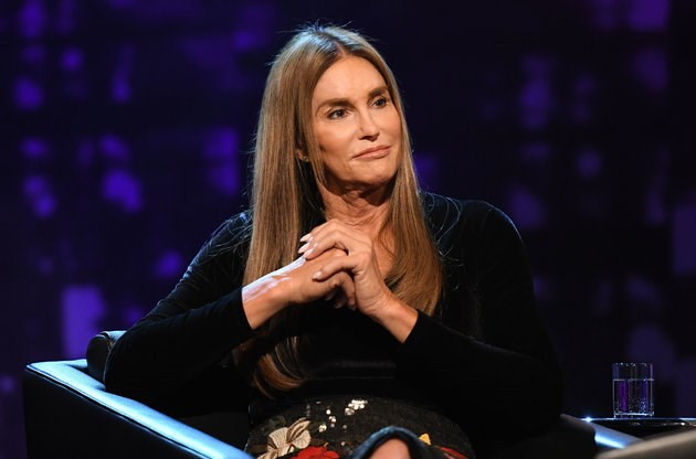 Caitlyn on ITV's 'Life Stories'
