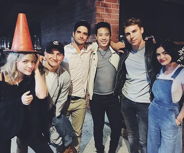 Truth or Dare Cast