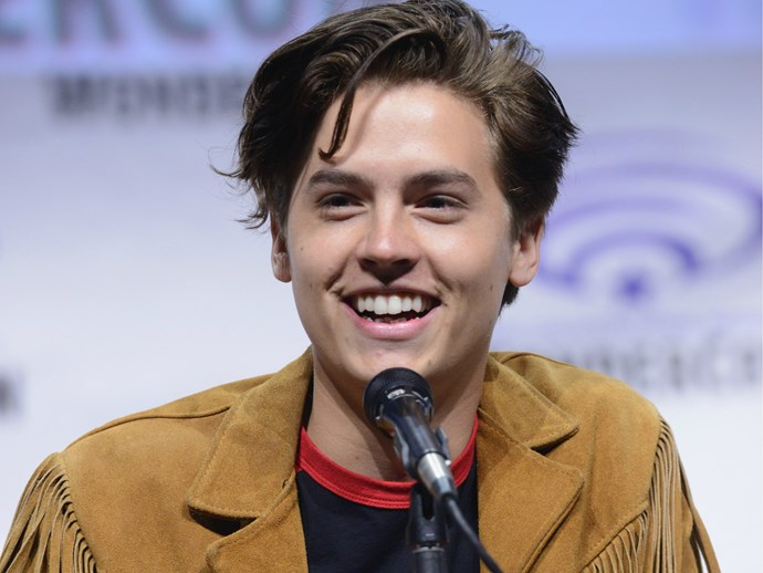 Cole Sprouse Caught A Fan Googling Him and His Response Was Funny AF