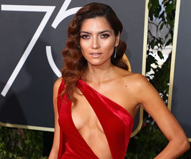 Celebrities who didn't wear black to the Golden Globes