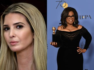 Ivanka Trump drastically misunderstood Oprah's speech and is getting dragged big time