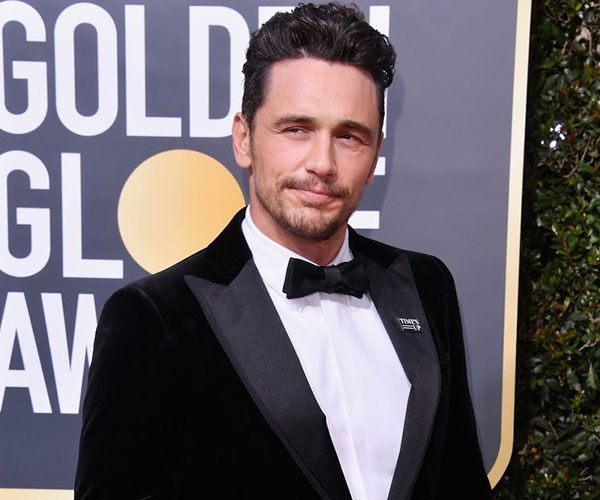 James Franco Golden Globes