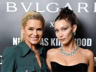 Yolanda Hadid gets candid about daughter Bella Hadid's anxiety struggles