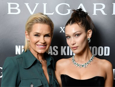Yolanda Hadid gets candid about daughter Bella Hadid's anxiety struggles