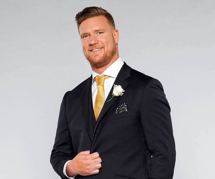 **Dean, 39, NSW - Executive creative director** Dean is the dude that was causing all the controversy when his *MAFS* promo video was aired on telly. He claimed that he is looking for a 'traditional' gender role marriage, where he's in charge and the woman know's her place.