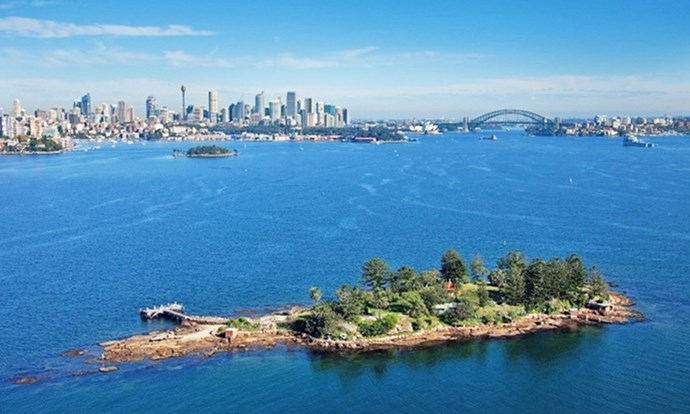 Shark Island Cruise With An On-Board Meal, $78 from [Groupon](https://www.groupon.com.au/deals/sydney-harbour-discovery-3).