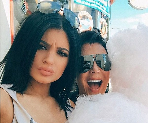 Hold up, did Kris Jenner just accidentally confirm Kylie Jenner's pregnancy?