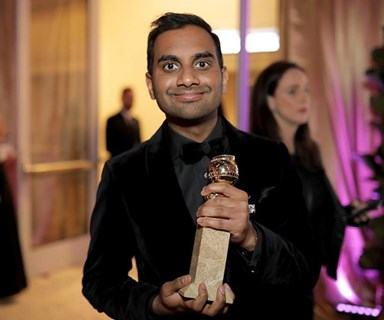 """My boyfriend defended Aziz Ansari and I lost my shit"" – an argument"