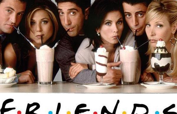 Friends is sexist, homophobic and loves to fat-shame