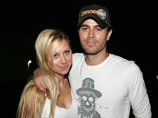 Enrique Iglesias and Anna Kournikova Just Shared the First Photos of Their Twins