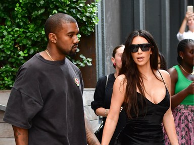 Why Kim and Kanye Won't Be Selling the First Photos of Their New Baby