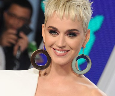 Katy Perry addresses the rumours that she's had plastic surgery