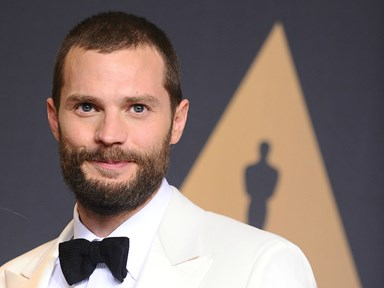 Jamie Dornan's penis, glue and fake pubes: An embarrassing puberty story to end them all