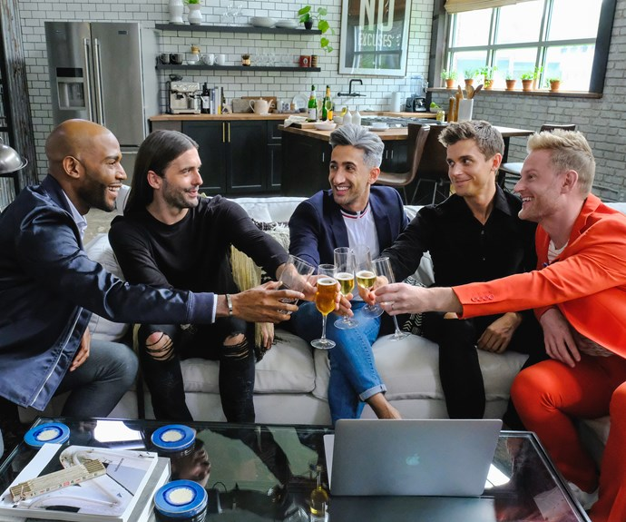 The trailer for the new 'Queer Eye for the Straight Guy' is here and it's surprisingly emotional?