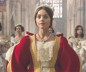 14 'Victoria' characters with their real-life counterparts