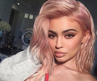 Kylie Jenner Pregnancy Hiding Lips Theory