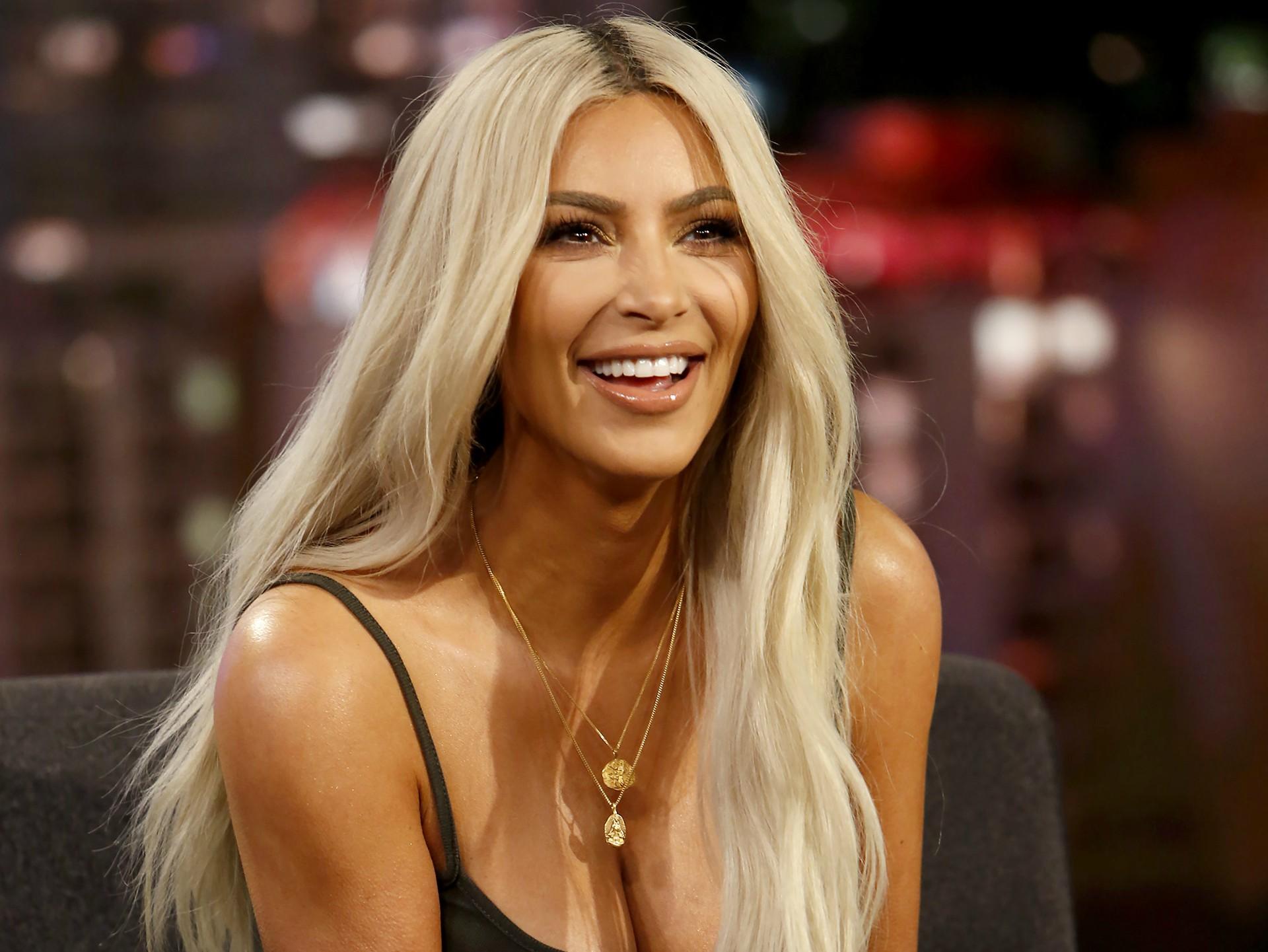 Kim Kardashian Debunks Rumors About Baby No. 4
