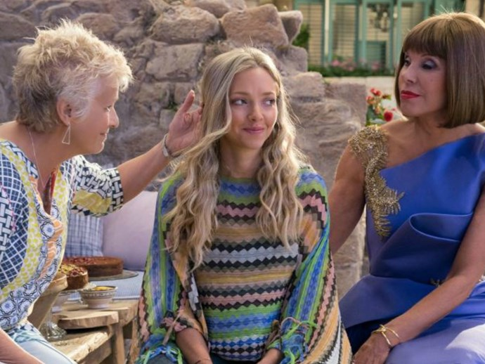 The second Mamma Mia 2 trailer just dropped and it's delightful, except for one thing