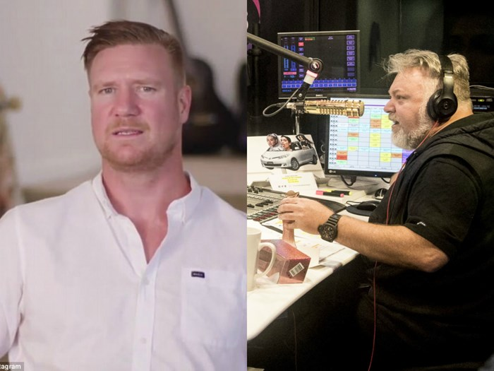 Kyle Sandilands says what we're all thinking about douchebag Dean from MAFS