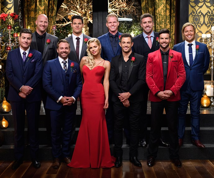 Sophie Monk on The Bachelorette Australia
