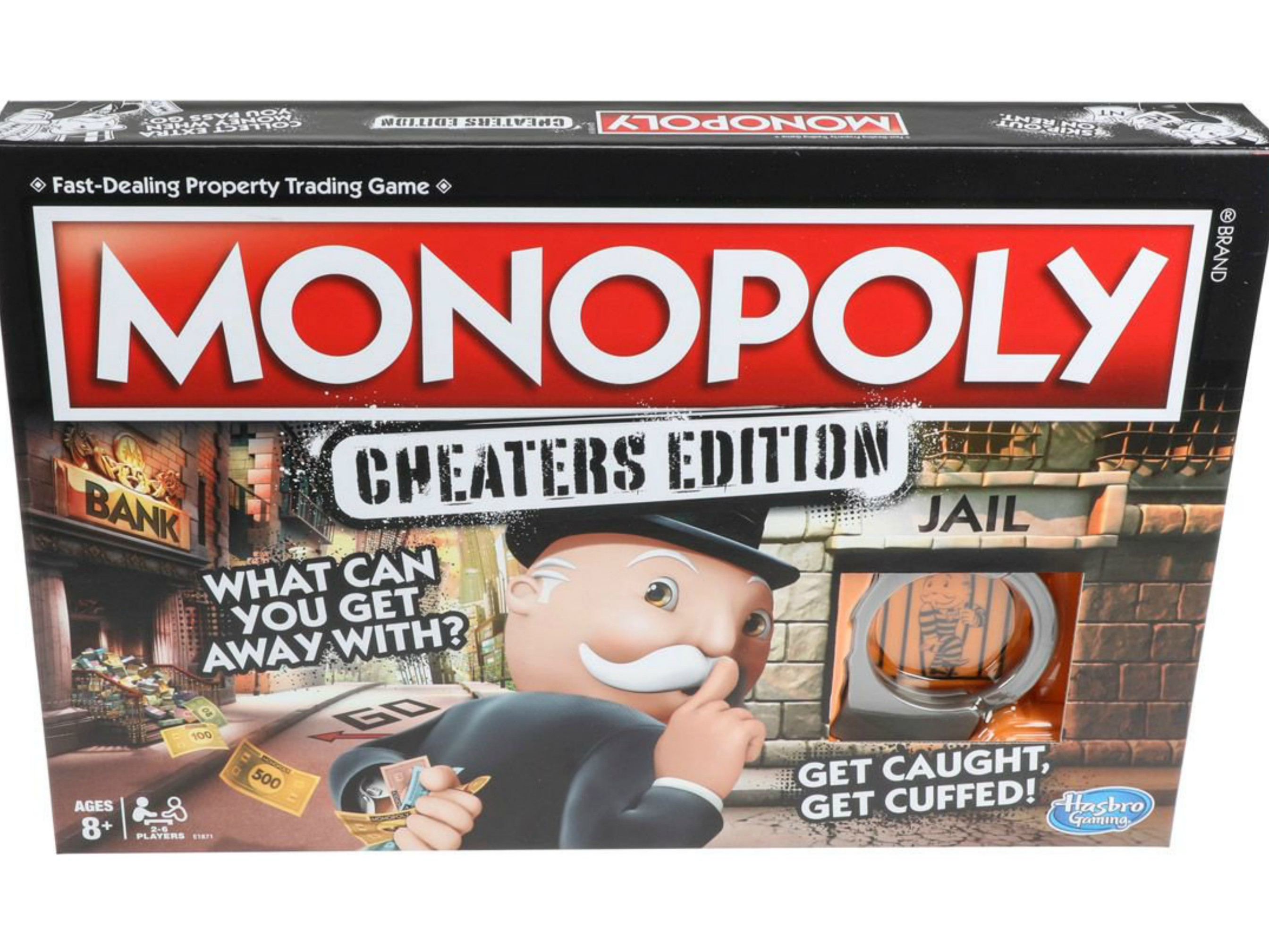 Cheating encouraged in new Monopoly version