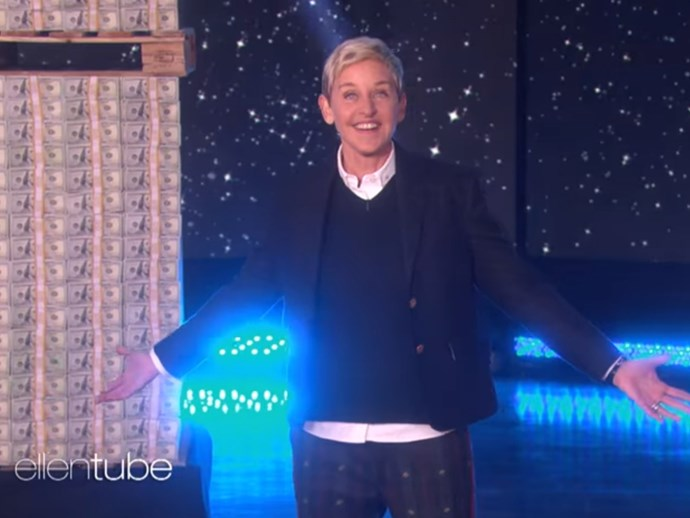 Ellen DeGeneres Just Gave Her Studio Audience $1 Million and Their Reactions Are Gold