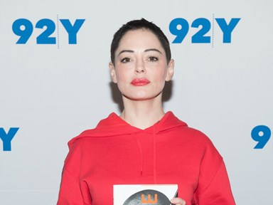 Rose McGowan cancels the rest of her book tour after shouting match with trans woman in NYC