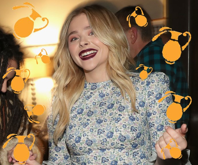 chloe grace moretz birthday star sign