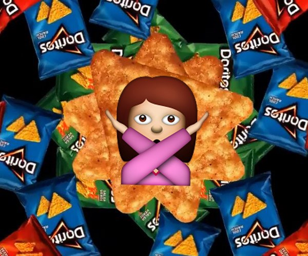 Doritos lady-friendly chips