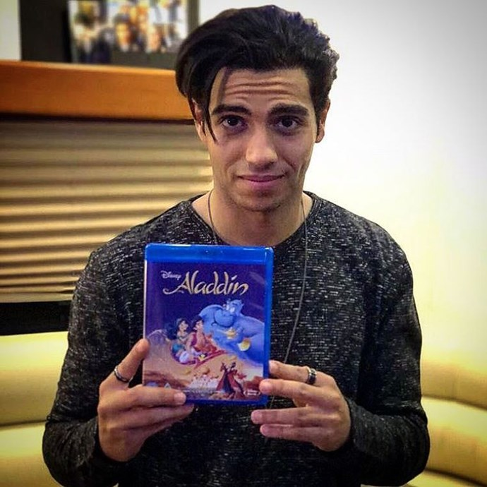 "**Mena Massoud** <br><br> Mena, a 26-year-old Canadian actor with Arab heritage, was [cast as freaking Aladdin](https://www.cosmopolitan.com.au/celebrity/mena-massoud-facts-23252|target=""_blank"") in the upcoming live-action version of the Disney classic — it doesn't get bigger than that. We have to wait until 2019 to see him as our favourite street rat. <br><br> *Image: [@menamassey](https://www.instagram.com/p/Bb69GIuBLMI/?taken-by=menamassey