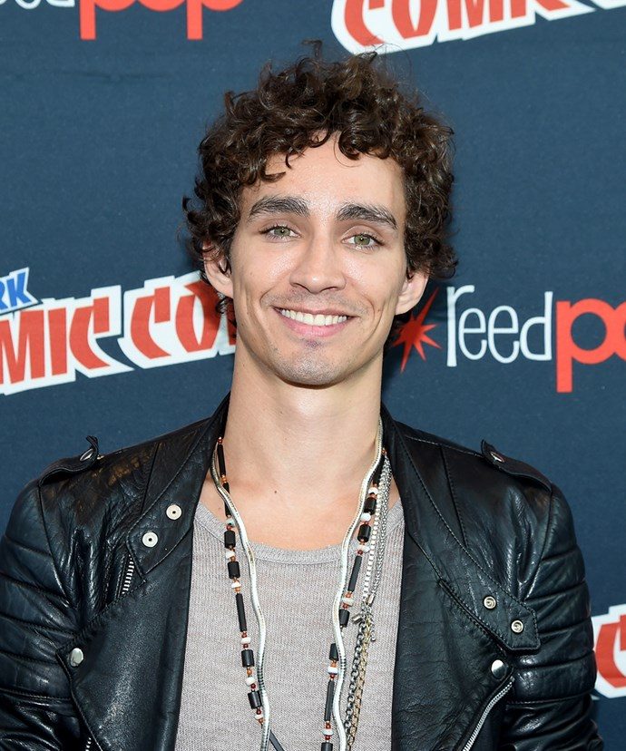 **Robert Sheehan** <br><br> If you've seen the British show *Misfits* then Robert, 30, doesn't need an introduction, but if you haven't seen *Misfits*, then you'll get to know Robert when he appears as the painter Carlos Casagemas in *Genius* and Tom in *Mortal Engines*. Bonus: He's Irish.