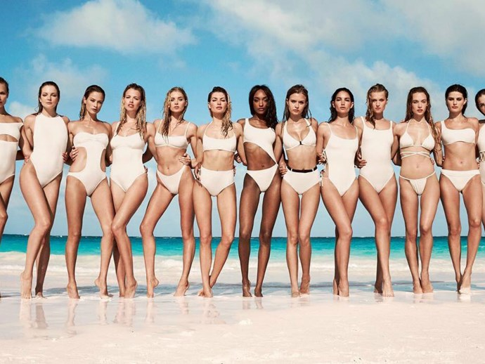 """This brand is cancelled"": Swimwear brand rightfully blasted for lack of diversity"