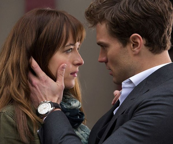 Fifty Shades Freed fights