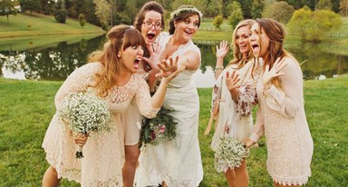 Tips for first time bridesmaids