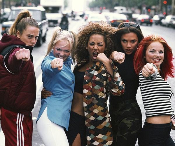 victoria beckham spice girls tour
