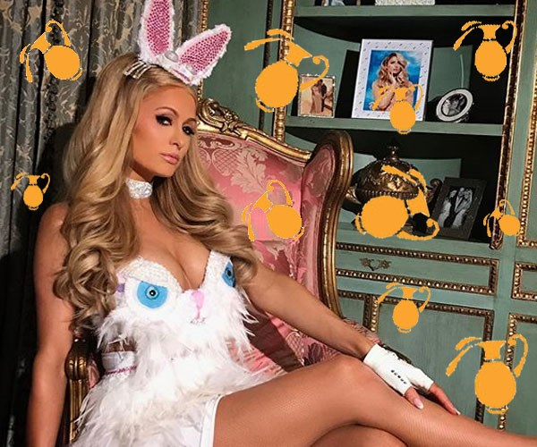 paris hilton birthday star sign