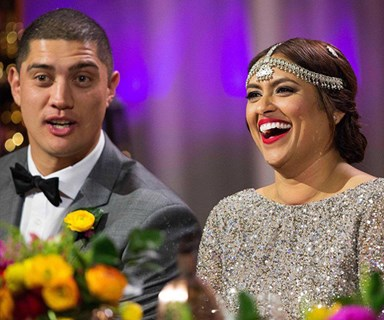 Did this photo just SPOIL the ending to 'Married At First Sight' Australia?