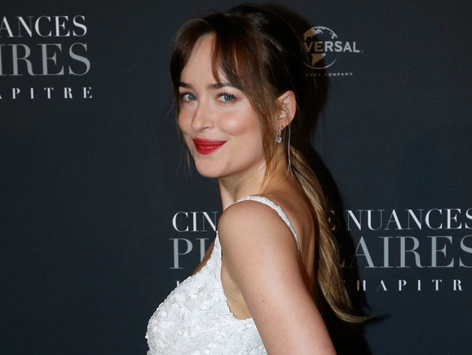 The EXTREME wardrobe trick Dakota Jonhson used to not flash her whole vagina while filming 50 Shades