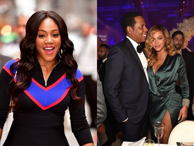 Tiffany Haddish recalls how Beyonce shutdown an actress trying to flirt with Jay-Z