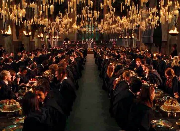 An actual school of Witchcraft and Wizardry exists in the UK