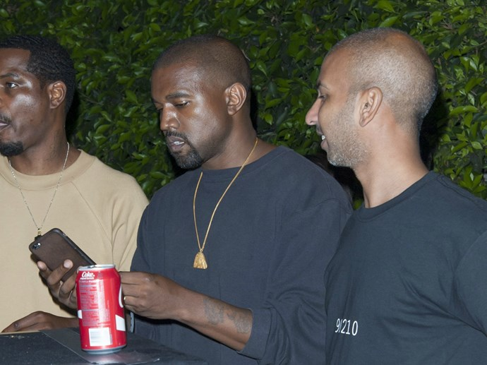 We're gonna let you finish but... Kanye West just made a social media comeback
