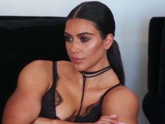 This 'Gym Kardashian' meme is inspiring the whole internet to flex
