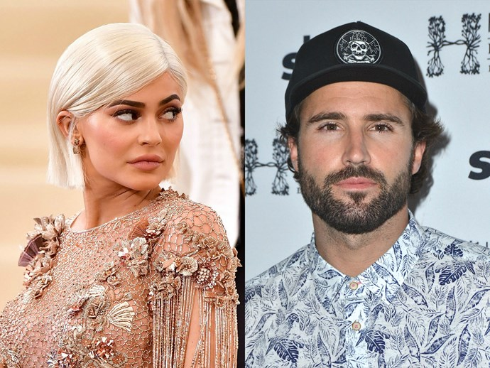 Kylie Jenner's brother Brody Jenner didn't know she was pregnant until after she had the baby
