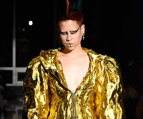 Vagina Mohawks Kaimin Fashion Week