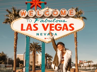 Travel blogger Hayley Andersen's guide to visiting Las Vegas